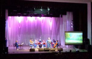 Концерт камерного ансамбля Благовест