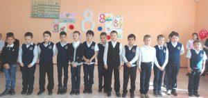 Мальчики 3 класса