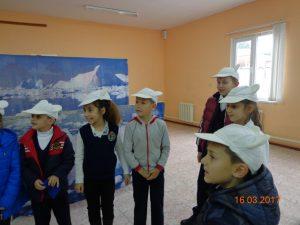 выступление детей (мастер-класс)