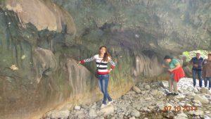 под сводами пещеры