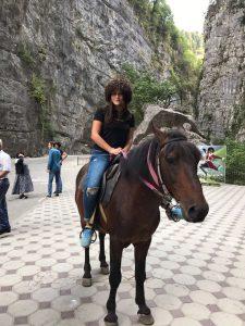 В ущельях Абхазии